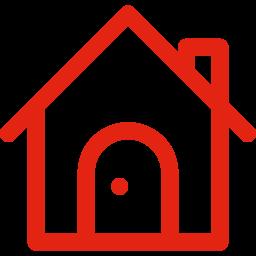 Icon eines Hauses