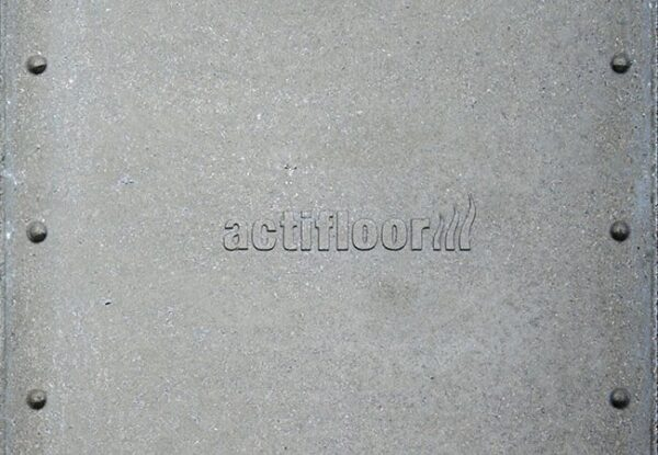 Foto einer Ausgleichplatte