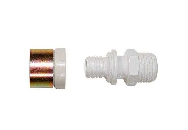 Foto einer Druckhülsen-Kupplung