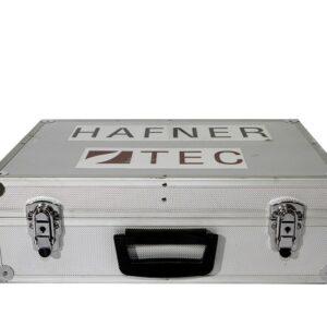 Foto eines Werkzeugkoffers von Hafnertec